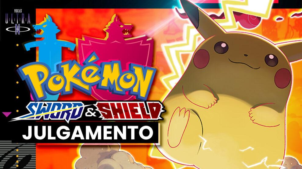 JULGAMENTO Pokémon Sword e Shield + DLC's da Expansion Pass