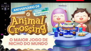 Aniversário de Animal Crossing New Horizons