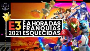 Nintendo Direct da E3 2021: É a hora das franquias esquecidas?